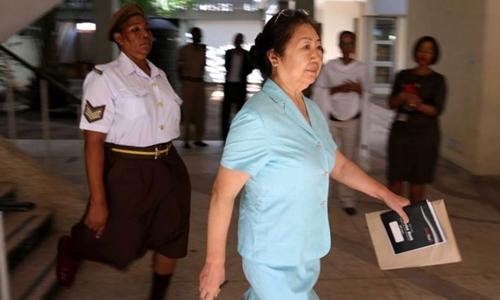 'Nữ hoàng ngà voi' Trung Quốc bị Tanzania kết án tù