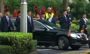 Kim Jong-un được bảo vệ ra sao tại hội nghị ở Singapore