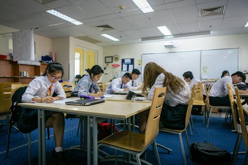 Nguyễn Quốc Yến Nhi (Milly). Yến Nhi - học sinh lớp 13 trường AIS