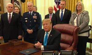 Trump: 'Mỹ không gây sức ép thời gian với Triều Tiên'