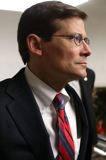 Michael Morell, cựuphó giám đốc CIA. Ảnh: WSJ.