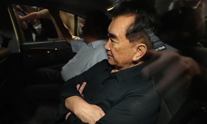 Kim Chang-son tại Hà Nội ngày 16/2. Ảnh:Yonhap.