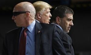 Những lớp an ninh quanh tổng thống Mỹ khi công du nước ngoài