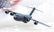 Sức chuyên chở của vận tải cơ phục vụ Trump công du nước ngoài