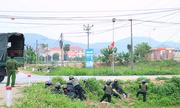 Chiến thuật của cảnh sát với nhóm buôn ma túy cầm súng cố thủ