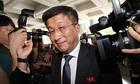 Truyền thông quốc tế vây quanh đặc phái viên Triều Tiên tại Hà Nội