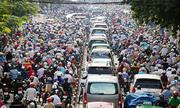 Cấm xe máy á» Hà Ná»i, Sài Gòn là giải pháp Äá»t phá