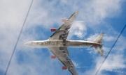 Máy bay chở khách Mỹ suýt đạt vận tốc âm thanh vì luồng khí quyển hẹp