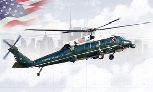 Tính năng trực thăng Marine One phục vụ Trump tại Việt Nam