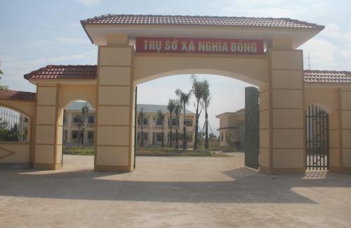 Xã Nghĩa Đồng (Tân Kỳ).