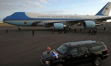 Chuyên cơ Không lực Một - 'Nhà Trắng bay' của tổng thống Mỹ