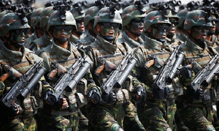 Đội đặc nhiệm sẵn sàng xả thân bảo vệ lãnh đạo tối cao Triều Tiên
