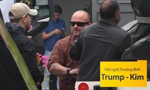 4 ngày trước thượng đỉnh, mật vụ Mỹ cấp tập đến Hà Nội