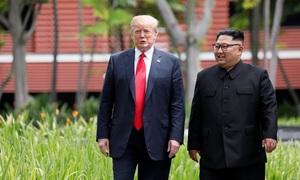 Nga mong thượng đỉnh Mỹ - Triều tại Hà Nội thành công