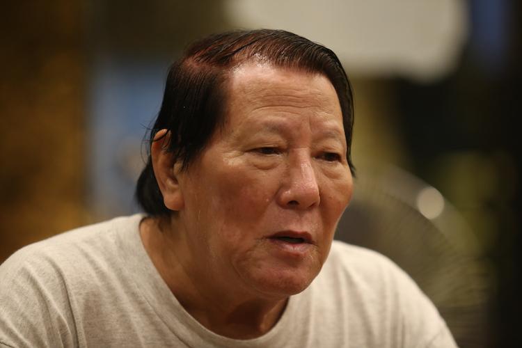 Võ sư Lê Ngọc Minh chia sẻ với VnExpress quãng thời gian học ở Triều Tiên. Ảnh: Gia Chính
