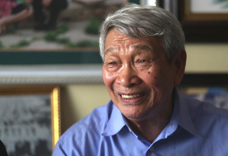 Ông Trần Xuân Hòa, lưu học sinh Việt Nam được cử đi học tại Triều Tiên năm 1965-1971. Ảnh:Gia Chính