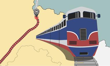 Hiện trạng tuyến đường sắt Hà Nội - Đồng Đăng