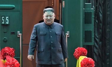 Tàu bọc thép - phương tiện công du yêu thích của lãnh đạo Triều Tiên