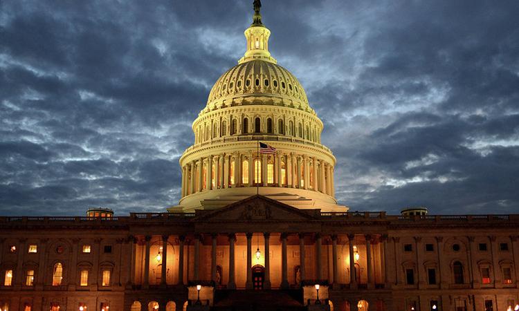 Trụ sở Quốc hội Mỹ tại thủ đô Washington, D.C. Ảnh: FSM.
