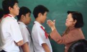 Giáo viên sai phạm không thá» Äá» lá»i áp lá»±c công viá»c