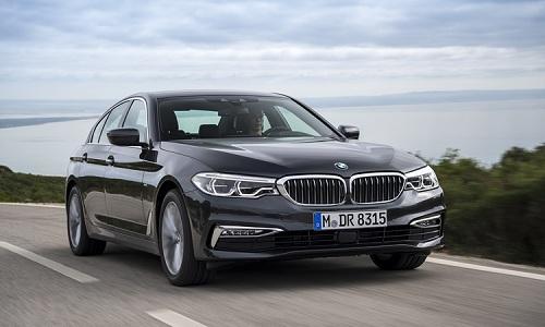 BMW Serie5 G30 ra mắt tại Việt Nam hồi tháng 1 vừa qua.