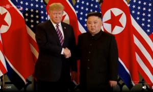 Lãnh đạo Mỹ - Triều Tiên gặp nhau tại khách sạn Metropole