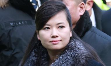 Nữ ca sĩ tháp tùng Chủ tịch Kim Jong-un trên chuyến tàu đến Việt Nam