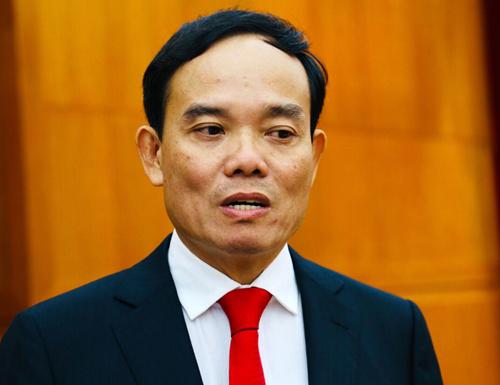 Ông Quang chia sẻ về nhiệm vụ mới tại TP HCM. Ảnh: Hữu Công.