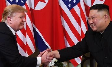 Ngày gặp đầu tiên của lãnh đạo Mỹ - Triều tại Hà Nội