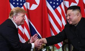 Trump - Kim được gợi ý cho giải Nobel Hòa Bình