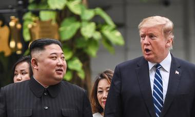 Ngày cuối không suôn sẻ của thượng đỉnh Mỹ - Triều tại Hà Nội