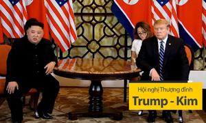 Ngày làm việc khác dự kiến của lãnh đạo Mỹ - Triều
