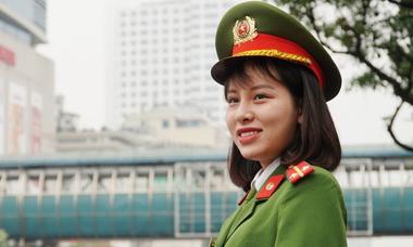 Những bóng hồng tham gia bảo vệ thượng đỉnh Mỹ - Triều