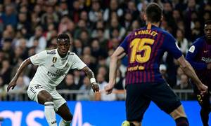 Real Madrid 0-3 Barcelona