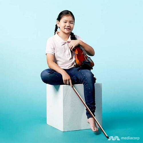 Bố mẹ Lim ủng hộ con theo đuổi sở thích. Ảnh:Kelvin Chia