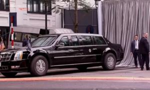 Hai đoàn Mỹ - Triều Tiên tới khách sạn Metropole
