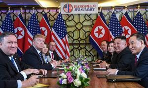 Kim Jong-un: 'Tôi đã không ở đây nếu không sẵn sàng phi hạt nhân'