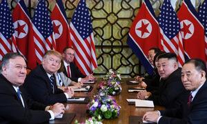 Trump: Có hố ngăn cách nhưng Kim là người thú vị