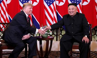Báo Hàn nói hội nghị Mỹ - Triều kết thúc như 'phim viễn tưởng'