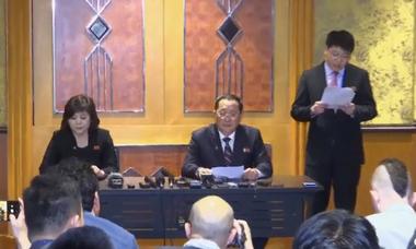 Ngoại trưởng Ri: Bình Nhưỡng chỉ yêu cầu gỡ 5 trong 11 lệnh cấm vận