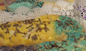 Món ăn côn trùng được phục vụ trong bảo tàng tại Mỹ