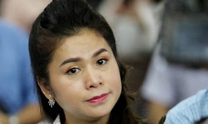 Toà dừng tuyên án vì đề nghị của bà Lê Hoàng Diệp Thảo