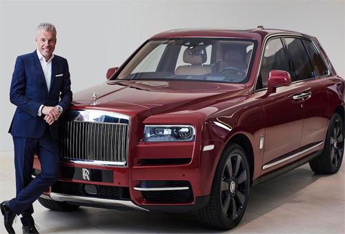 Rolls-Royce: Chúng tôi đã chết nếu không có BMW