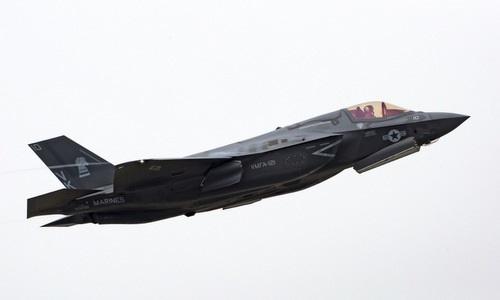 Tiêm kích F-35B trong biên chế thủy quân lục chiến Mỹ. Ảnh: USMC.