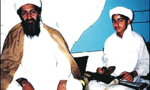 Chân dung thái tử khủng bố - con trai của Bin Laden