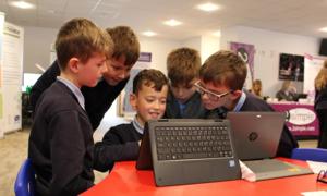 Triển lãm công nghệ giáo dục Anh quốc lần đầu tiên ở Việt Nam