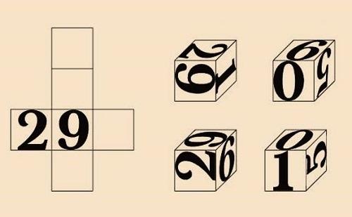 Năm câu đố rèn luyện trí não - 3