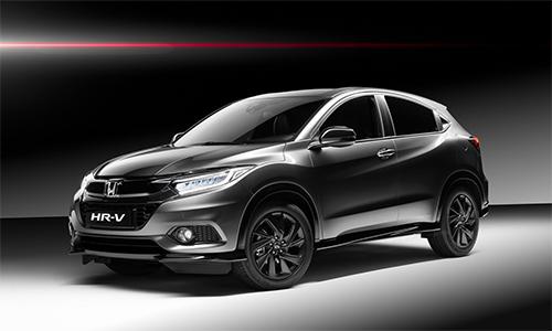 Honda HR-V Sport giá từ 36.000 USD tại Anh.