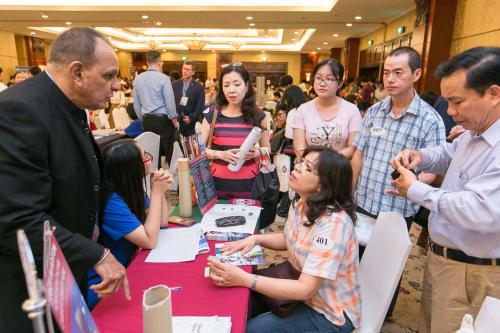 Triển lãm du học mùa Xuân 2019 sẽ diễn ra tại 4 thành phố lớn là TP HCM, Đà Nẵng, Hà Nội, Hải Phòng.