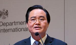 Ông Phùng Xuân Nhạ: 'Đưa công nghệ vào tạo đột phá trong giáo dục'